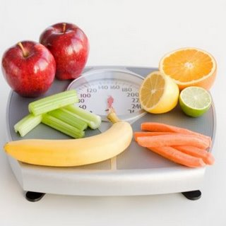 nutrição balança