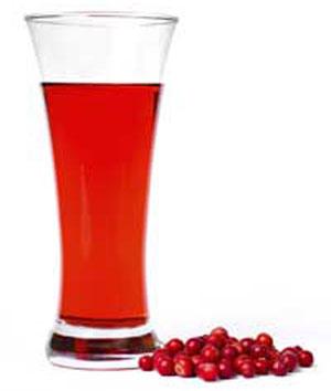 cranberry suco