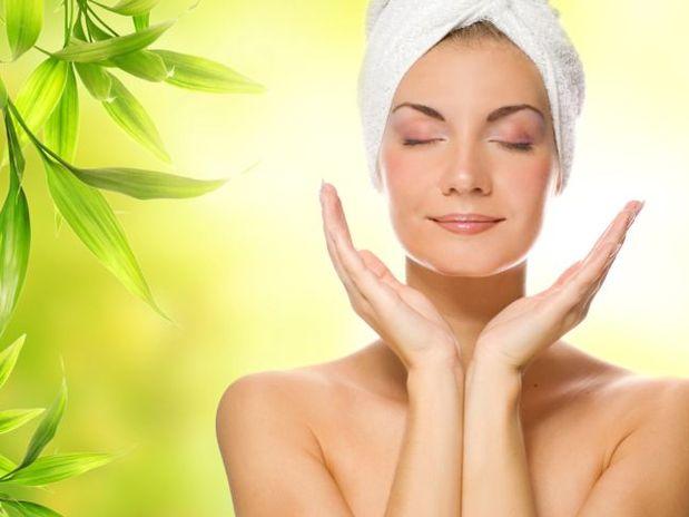 limpeza de pele - saude