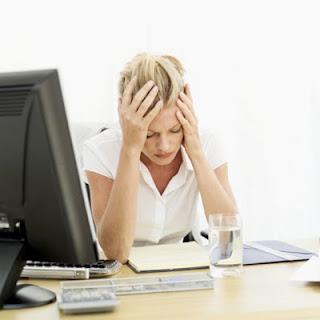 burnout - mulher