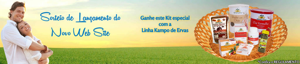 Lan�amento do novo web site