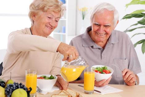 Alimentação saudável com polifenóis