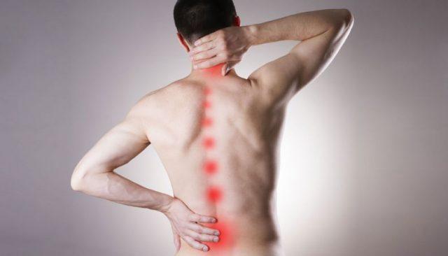 Dor nas costas - lombar e ciatico