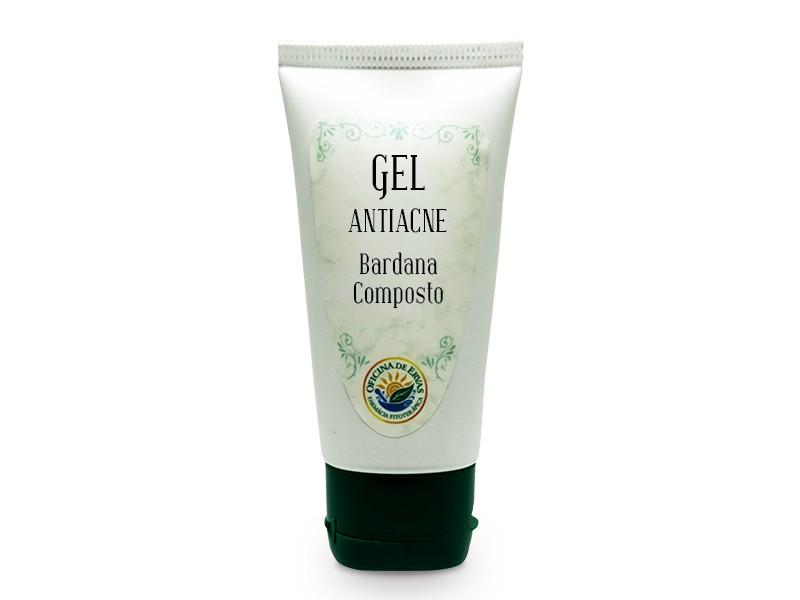 Gel de Bardana Composto (Anti-acne)