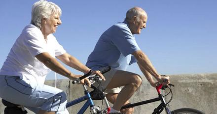 Envelhecer com qualidade � o desafio da atualidade