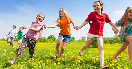 Resgate da Criança Feliz, um Toque de Luz para você!