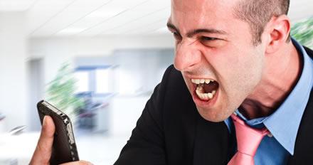 Sentir raiva demais pode prejudicar a sua saúde