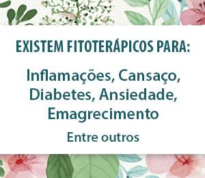Existem fitoterápicos para: Inflamações, cansaço, diabetes, ansiedade, emagrecimento entre outros. Fale com um Fitoterapeuta e tire suas dúvidas.